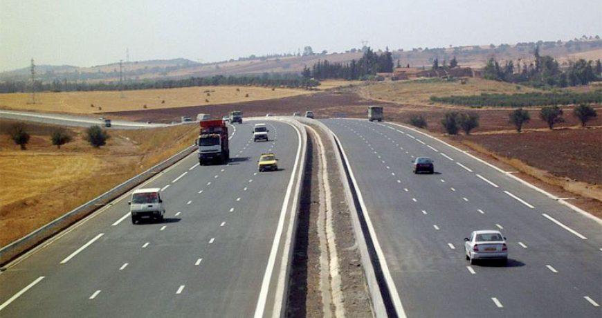 Une route reliant le Mali